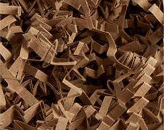 10 Lb Box Kraft Crinkle Paper