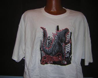GODZILLA Godzilla in the City T-shirt