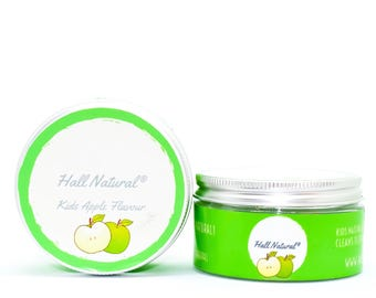 Natural Chemical Free Kids Apple Flavour ToothPaste