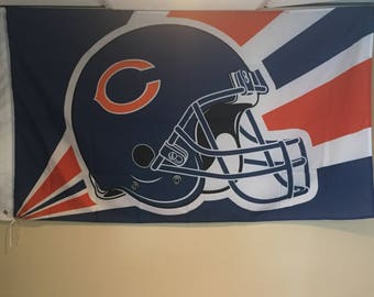 Chicago Bears Flag