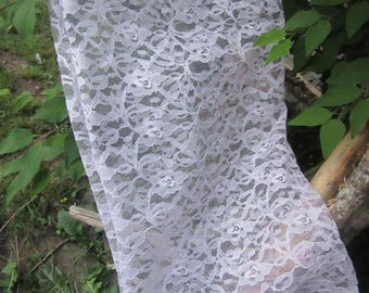 Traditional lavender lace produce bags