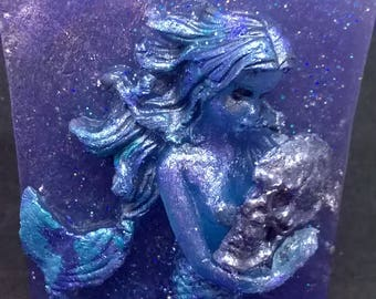 Mermaid/siren( sailors ruin) soap