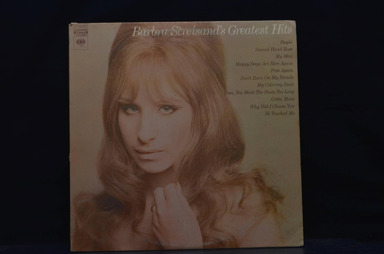 Barbra Streisands Greatest Hits