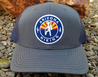 Arizona Hiking Richardson Truckers