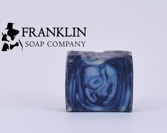 Black & White Soap