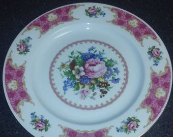Vintage Remington Fine China by Red Sea complete service for 8