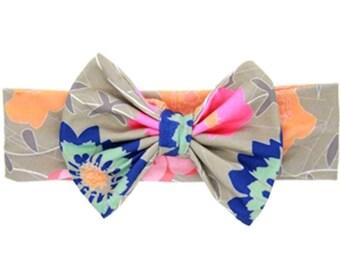 Preorder- Big Bow Headband