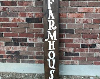 Farmhouse, sign-large, farmhouse decor, rustic