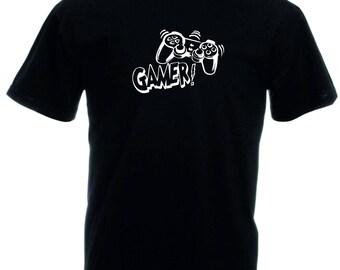 Gamer T-Shirt Xbox PS4