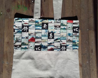 tote bag, Japanese style