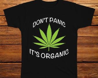 Weed Leaf T-Shirt