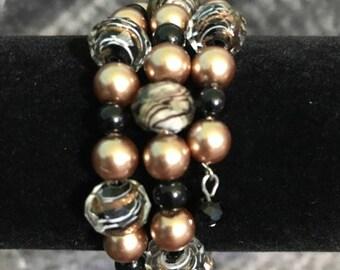 Wild Safari Handmade Bracelet