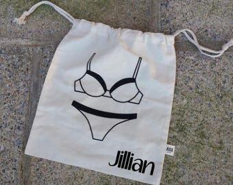 Undie Bag, Bathing Suit Travel Bag
