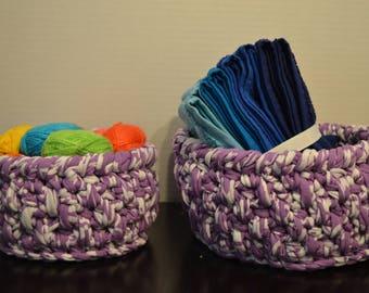 purple plum basket