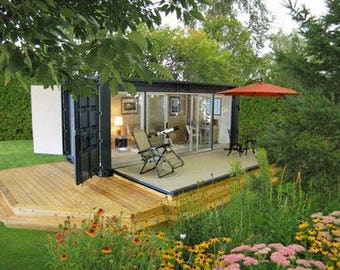 20 ft Shipping Container Home or Office