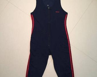 LAST DAY 35% OFF Adidas wrestling suit West Germany vintage 80s / Men size 50
