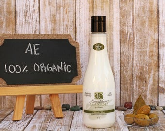 All Natural Body & Hand Lotion Olive Oil - Organic Olive Oil Body Lotion, Natural and Organic Olive Oil Body Lotion, Body Lotion Antioxidant