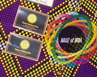 Ankara fabric, queen Holland wax