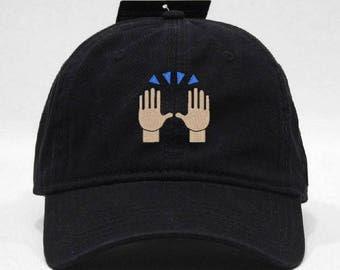 Praise Hands hat