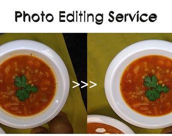 Photo Editing Service, Enhance Photos, 1 test photo