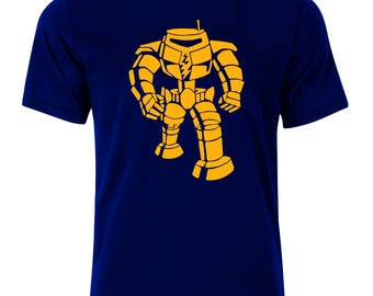 80's Robot 3000 T-Shirt - available in many sizes and colors