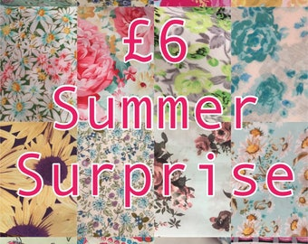 Summer surprise bag