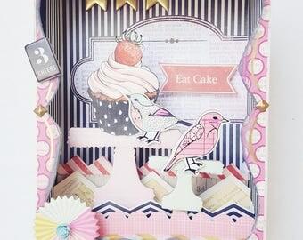 Diorama - Cake Party
