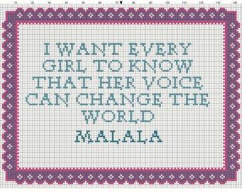 Change the World - Malala