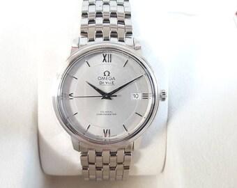 Omega De Ville Co-axial Chronometer 2500 mm.