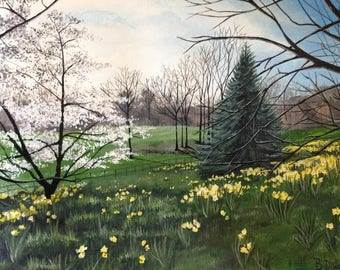 Custom Landscape / Scenery Paintings