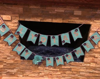 Baby Shower/Welcome Banner