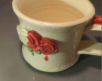 Painting the Roses Red Mug