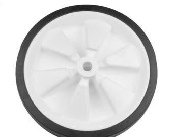 Plastic Moulded Wheels 204mm (WDW204)