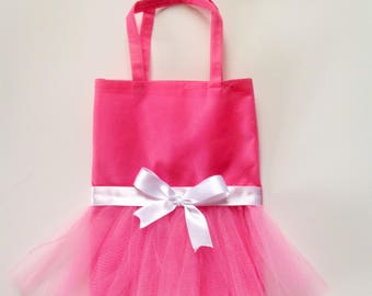 10 Pcs Princess Party Bag Treat Bags Goodie Bags Ballerina Ballet