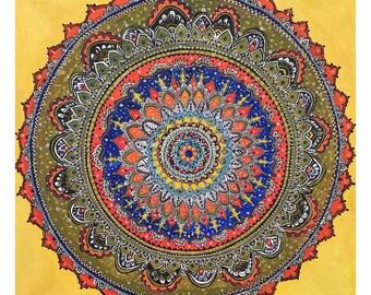 Mandala desires