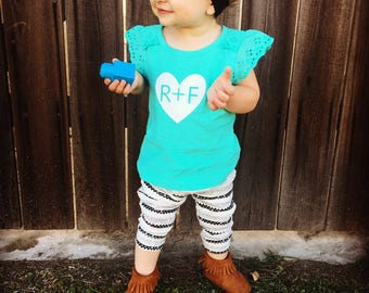 R+F Heart, Toddler T-Shirt, Rodan+Fields, R+F Consultant
