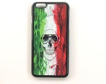 Phone case Iphone 6 + plastic hard black