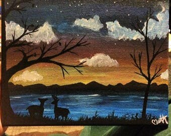 Custom Acrylic Painting