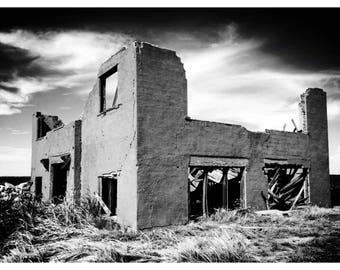 Aaron School of Prairie Hill Photo Print