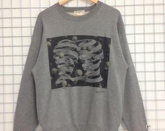 Vintage Huistenbosch Sweatshirts Big Logo Nice Design