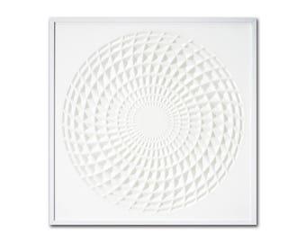 Radial 19 (White)