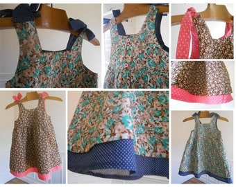 dresses with petticoat to tie at shoulders