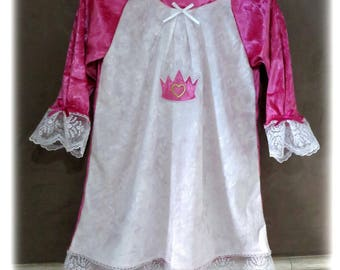 Nightgown for Princess 4 years