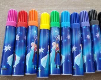 Snow Queen markers