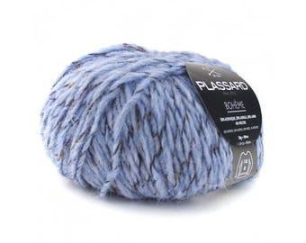 yarn color No. 146 PLASSARD BOHEMIAN