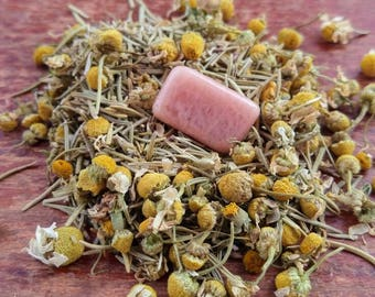BE-YOU-TEA / Yoni Steam / Herbal Tea / Crystal Infused / V Steam / Tea Bags / Gifts For Her
