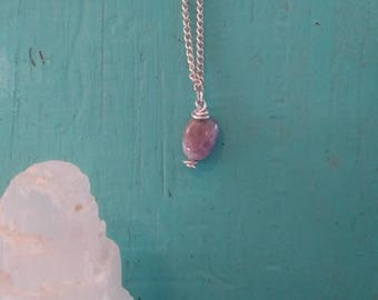 Multiple style Amethyst necklaces