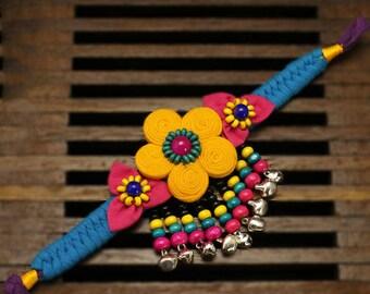 Colorful Fabric Cotton Bracelets