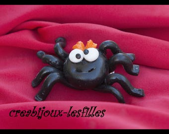 Halloween Jewelry halloween spider brooch