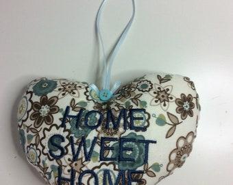 Home Sweet Home Heart free p&p